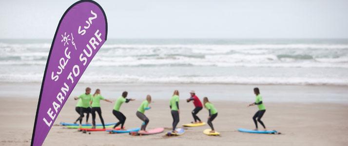 Surf and Sun Surf School