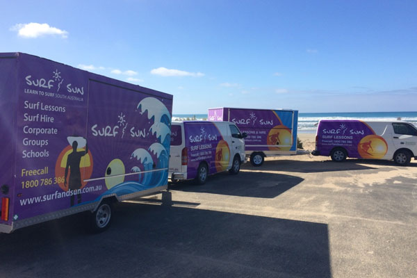 Surf and Sun | Learn to surf south Australia